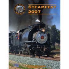 DVD, Steamfest 2007 - click to view details