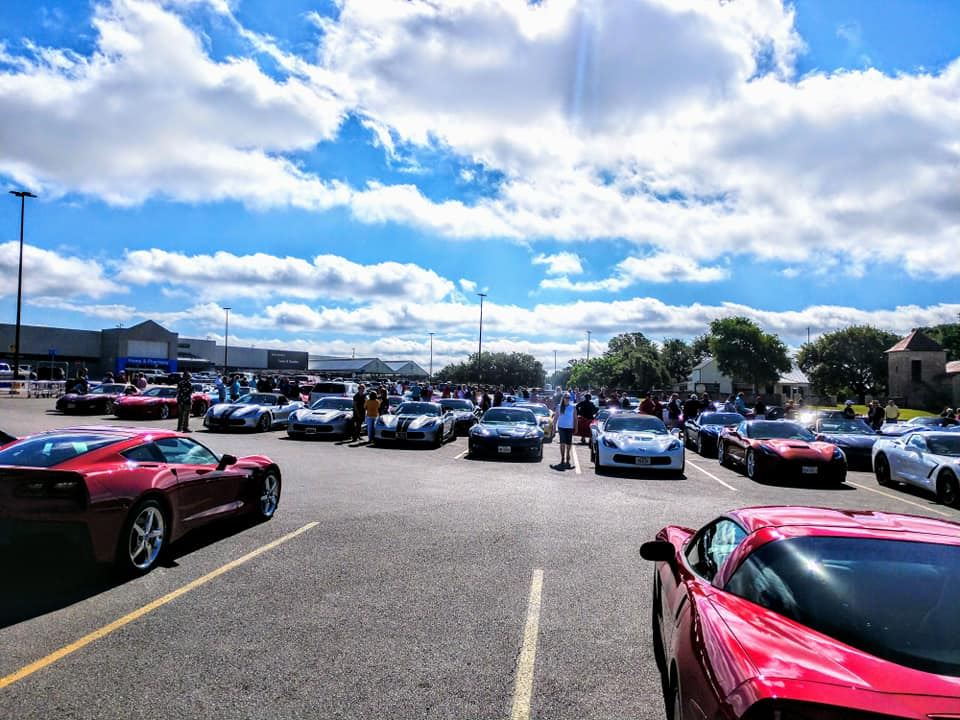 We completed our 2019 TCA Fiesta Events today with a Hill Country Run with 56 Corvettes and perfect weather.