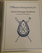 ADS Driven Dressage Handbook - click to view details