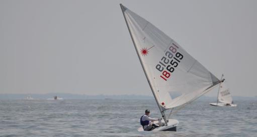Laser Radial Severn Sailing Association