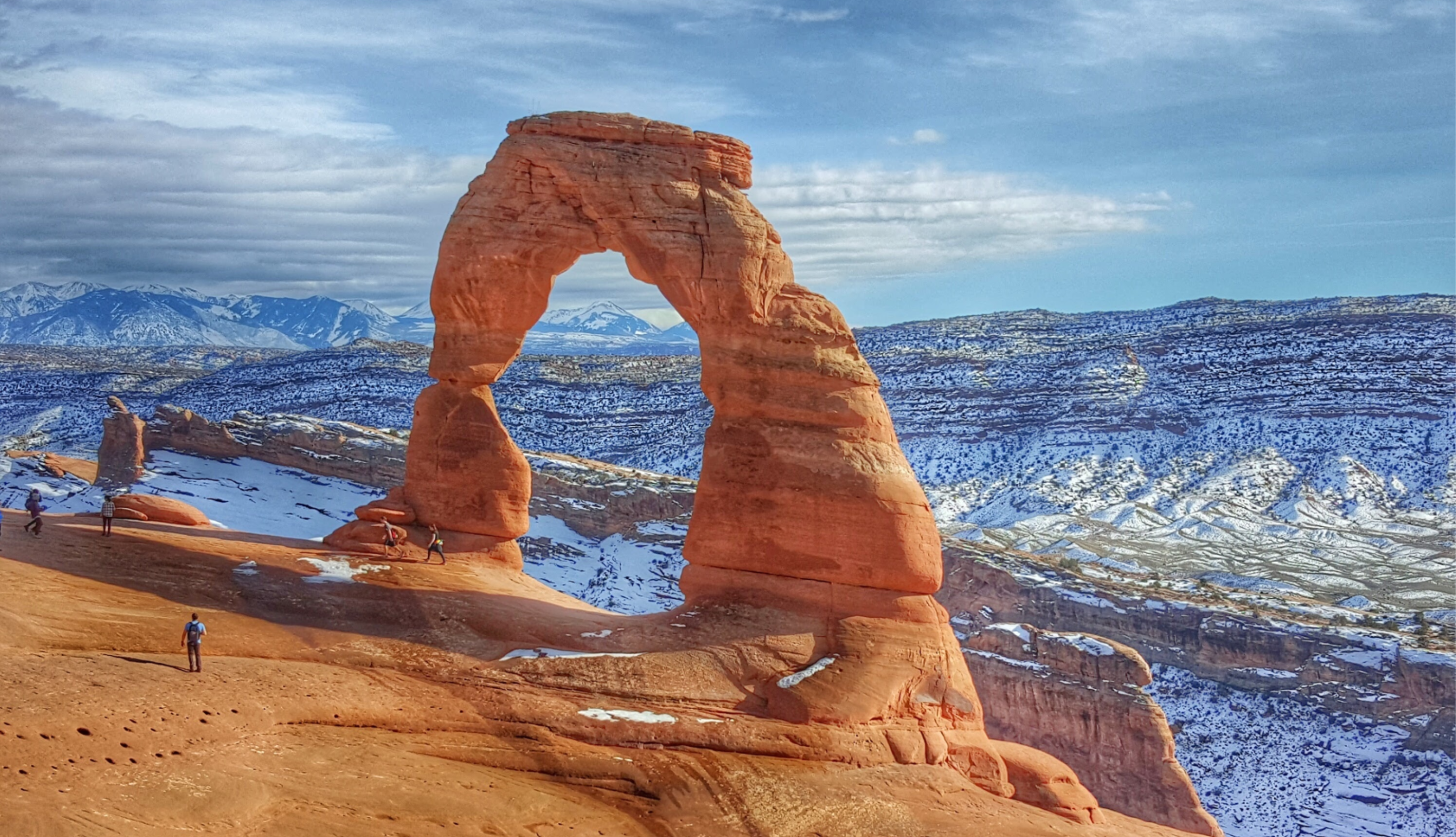 Delicate Arch - Cropped