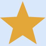 star yellow on lt blue (harrisburg)