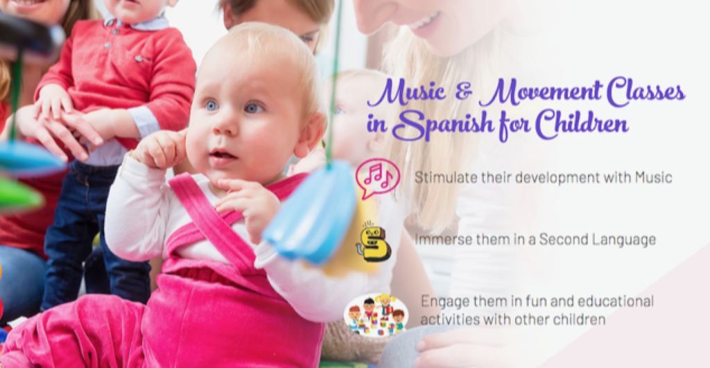 Cucu's Playhouse - Music And Movement In Spanish - Events - Southern
