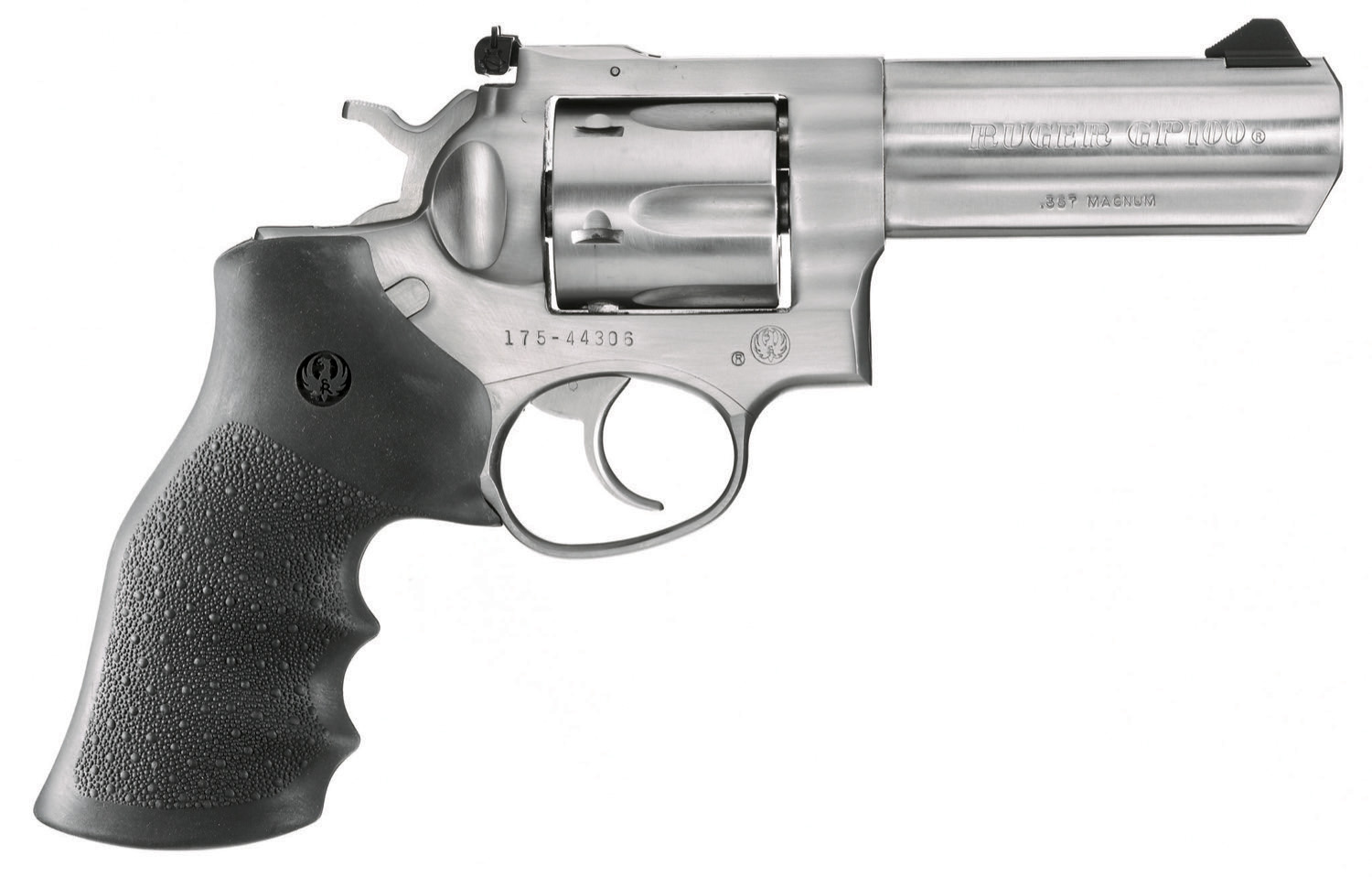 2020 Fourth Place - Ruger GP100 Stainless