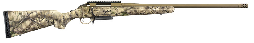 2020 Eight Place Ruger American GoWild 6.5 Creedmoor
