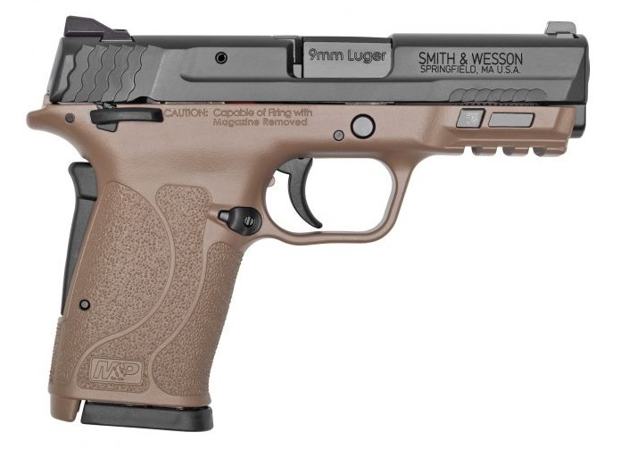 2021 - 9th Place - S&W M&P Shield EZ in 9mm
