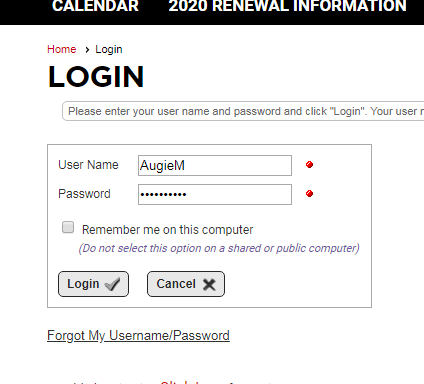 Reset Password Step 4