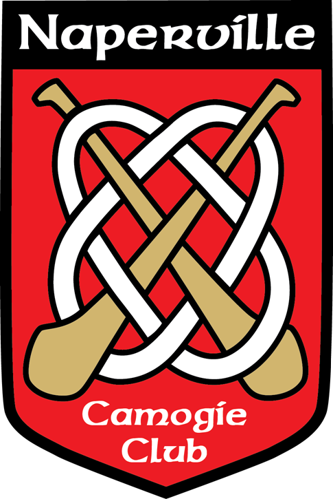 Naperville Camogie Club logo and link to their website