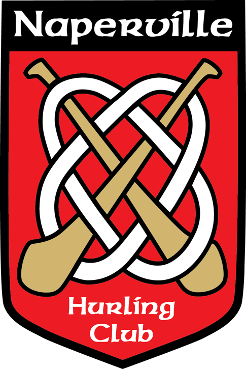 Naperville Hurling Club logo and link to their website