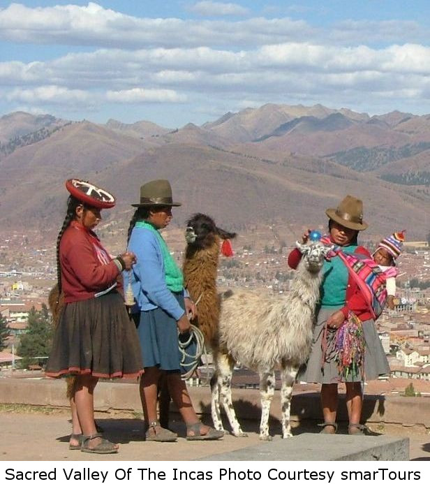 Peru-Sacred Valley Of The Incas
