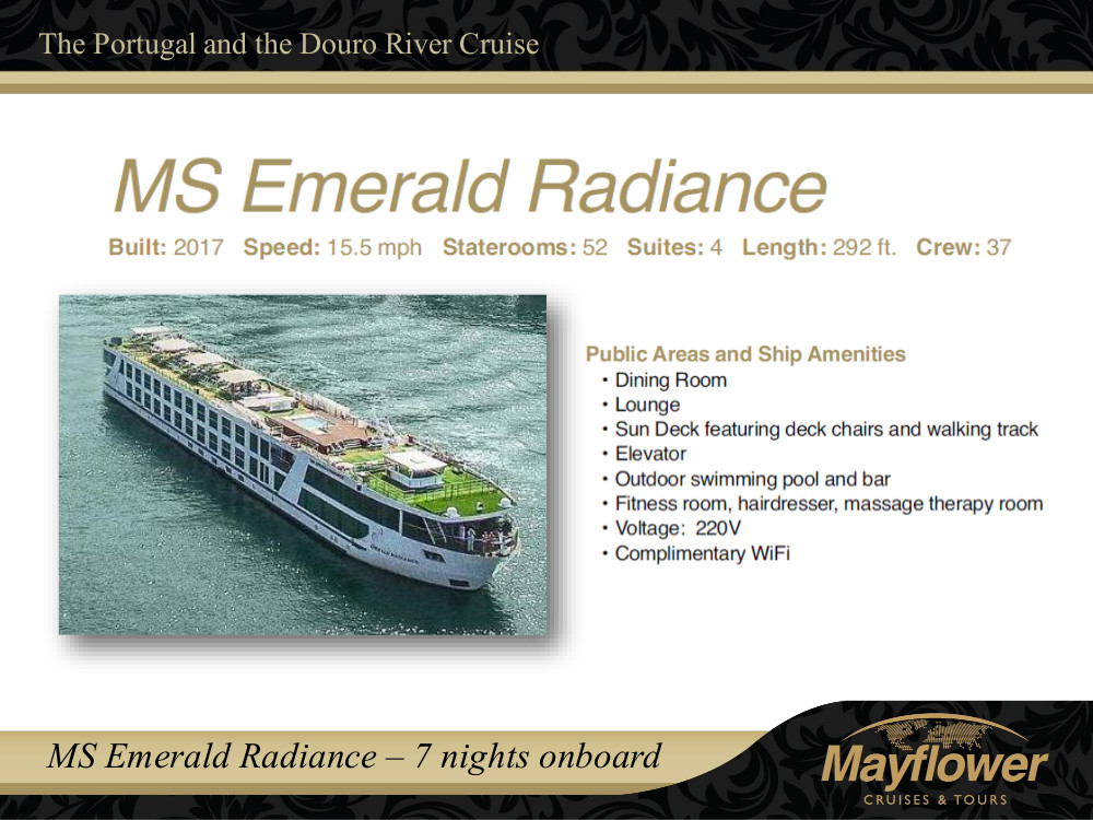 Portugal-MS Emerald Radiance Details