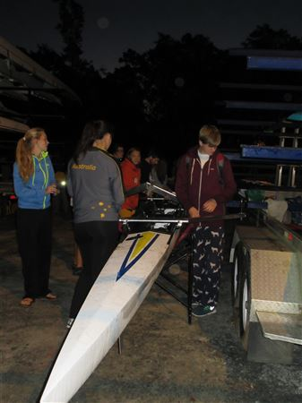 Pictures from the October 4th Regatta at Clemson