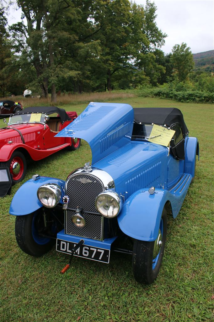 First set of Pics from the Hyde Hall Concours