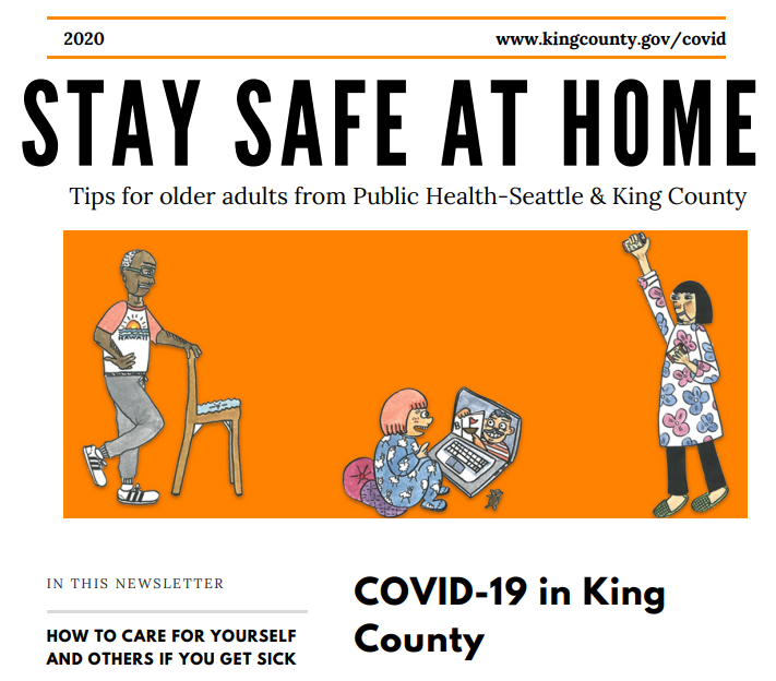 King County Covid-19 Newsletter