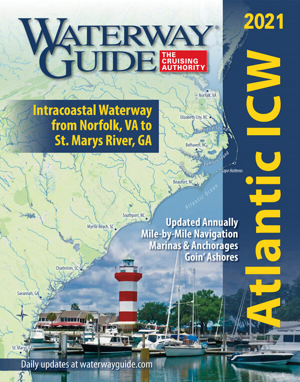 Waterway Guide Atlantic ICW 2021 Cover