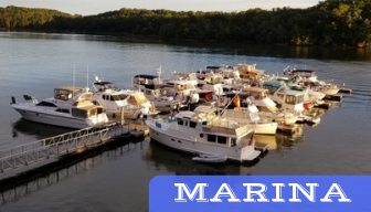 Photo Link to Marina Info