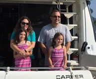 Ambassador Family on Their Boat