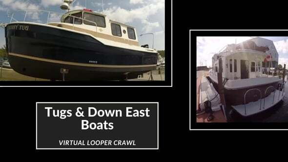 Tugs and Downeast Boat Webinar Graphic