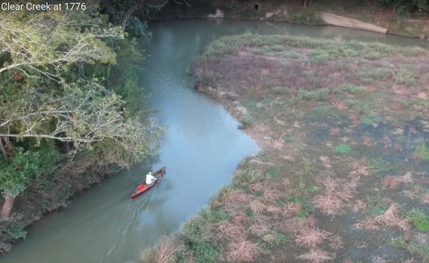 Kayak Clear Creek