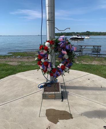 Memorial Day 2020 Wreath