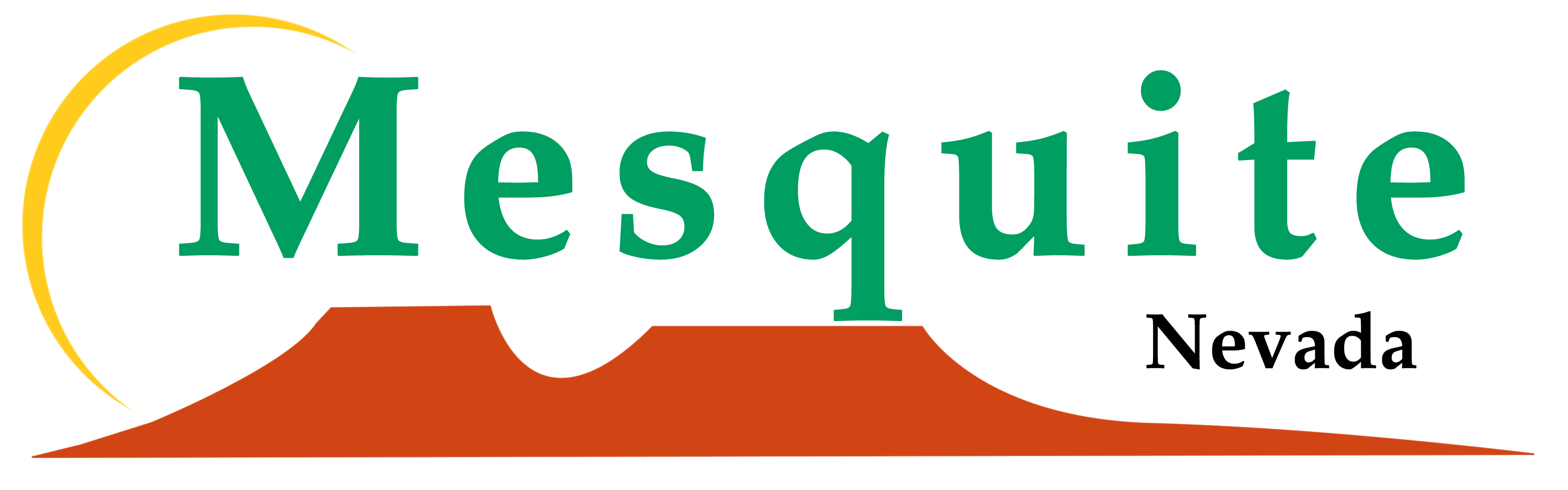 City of Mesquite logo 2020