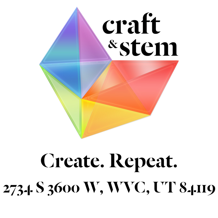 Craft and Stem Logo