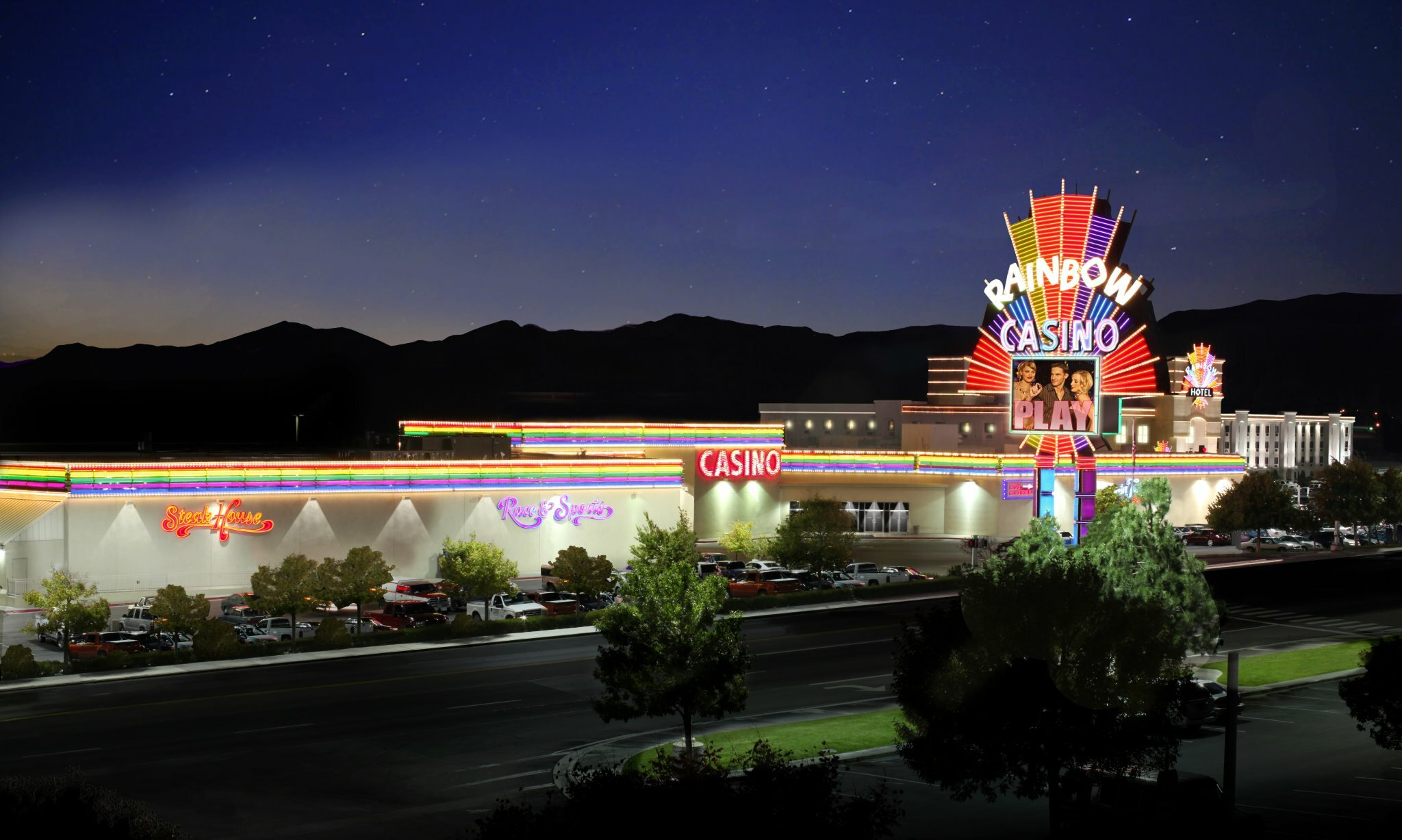 Rainbow Hotel and Casino