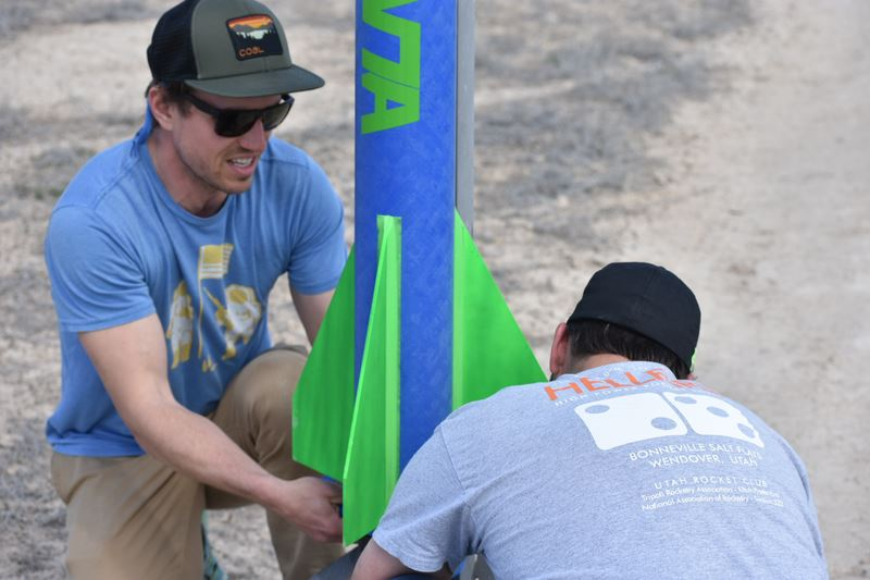 Photos from UROC's May 2019 Cinco de Mayo Launcho.