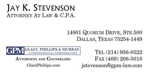 Jay Stevenson Attorney
