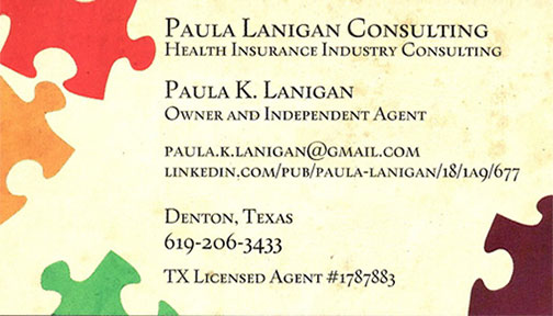 Paula Lanigan - Your Medicare Expert