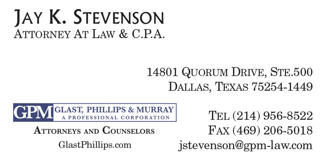 Jay Stevenson Attorney at Law & CPA