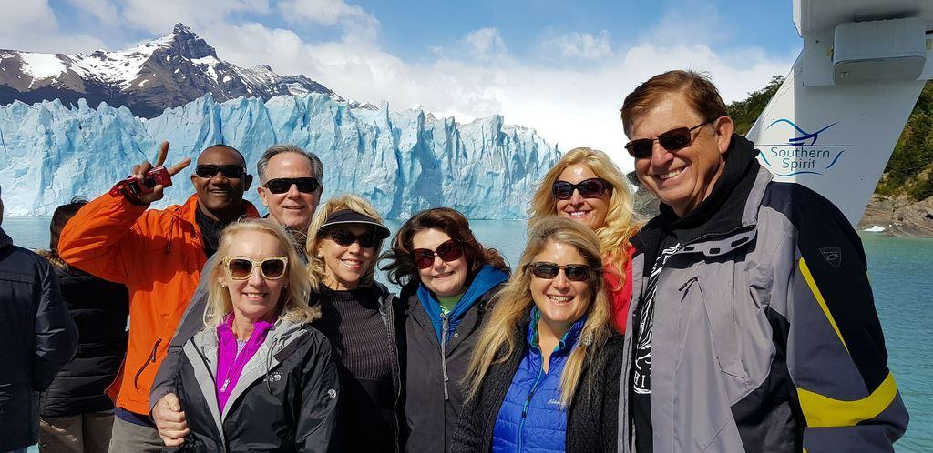 Patagonia glacier 2018