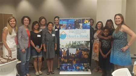Heart & Hand is a non-profit, youth development organization dedicated to improving the lives of at risk youth and their families. http://heartandhandcenter.org/