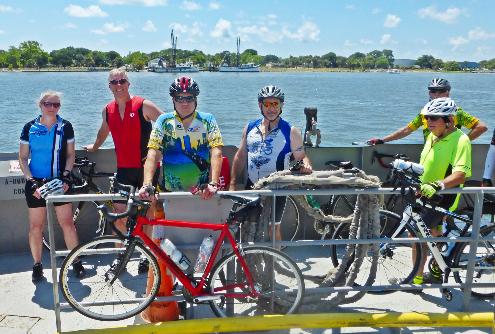 2015 06 Mayport Ferry Ride