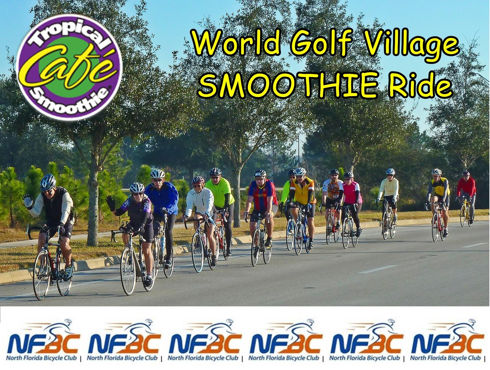 World Golf Village Ride announcement photo