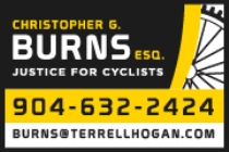 Chris Burns - Justice for Cyclists
