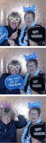 Hanukkah Party Photos
