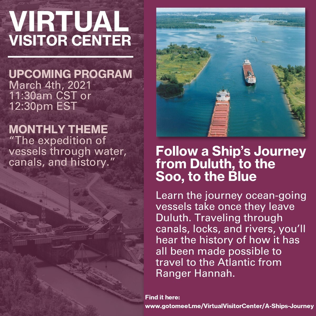 Virtual Program March 4