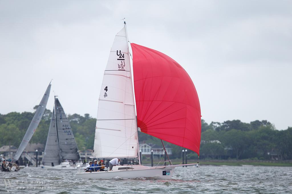 Keelboat Fleet - Western Carolina Sailing Club