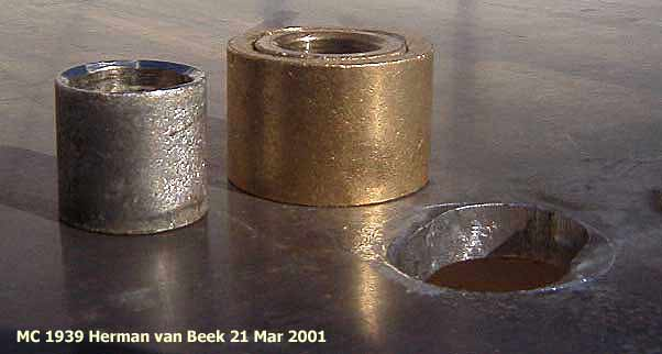 Oil Impregnated Bushing