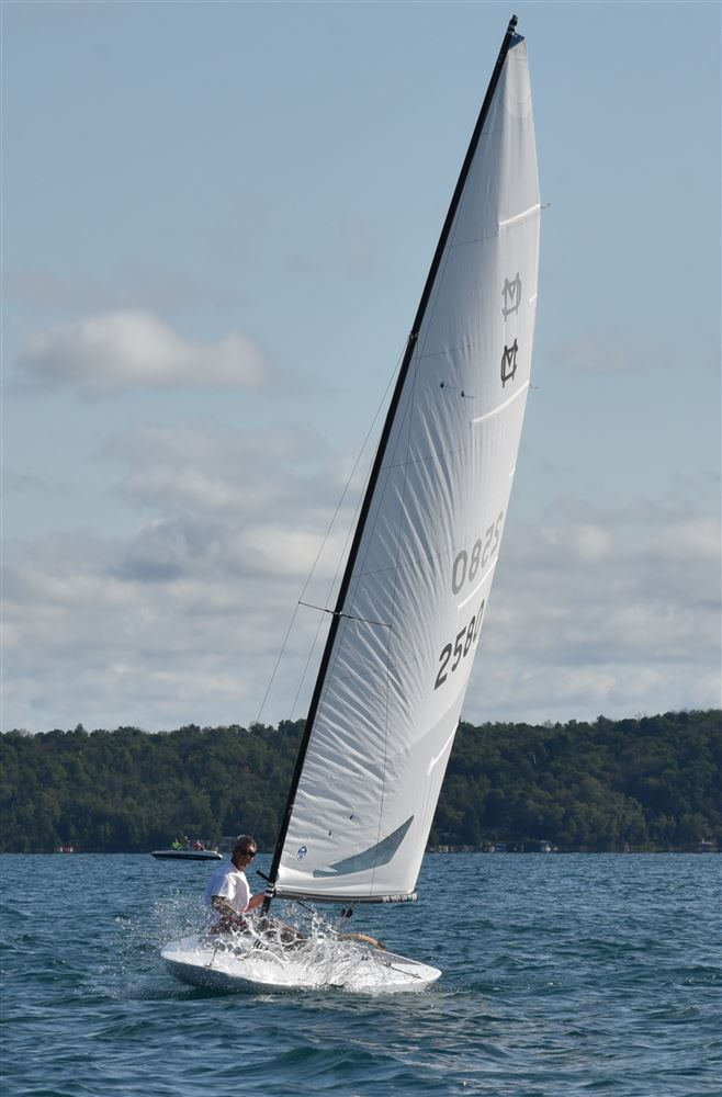 Photos by John Cole of Friday, August 26, at the MC National Championships at Crystal Lake, Michigan