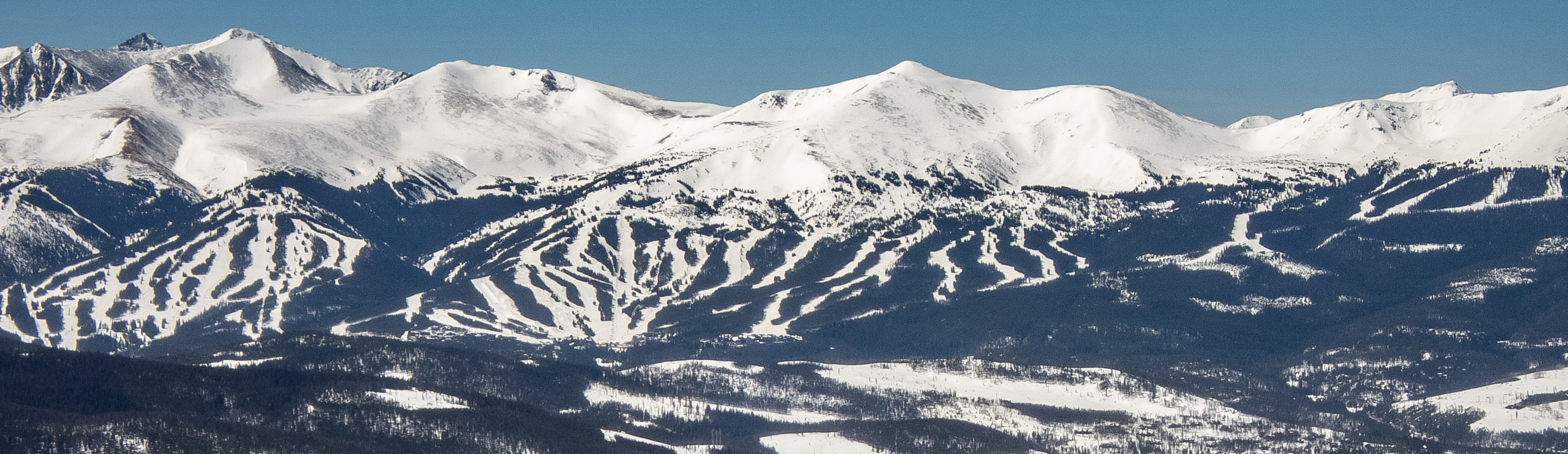 Breckenridge from Keystone