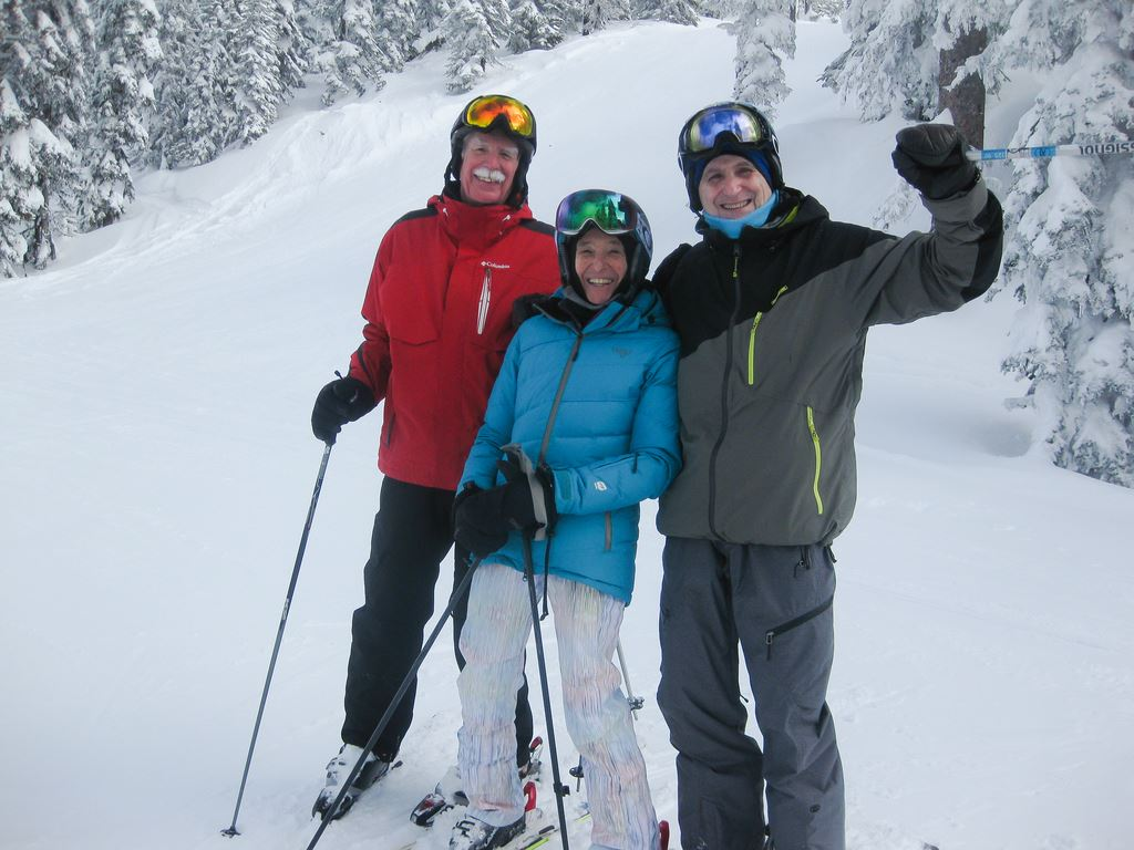 PSC ski trip to Big White, BC, Feb. 23 - Mar. 1, 2020.
