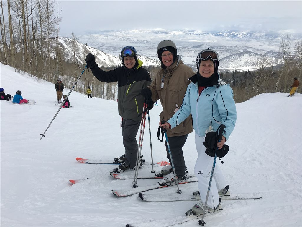 Highlights from 2017 ski trips to Park City/Deer Valley and Snowshoe/Silver Creek.