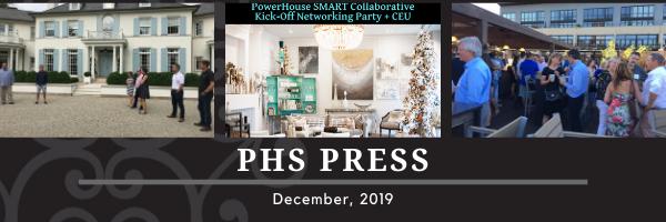 December 2019 PHS Press