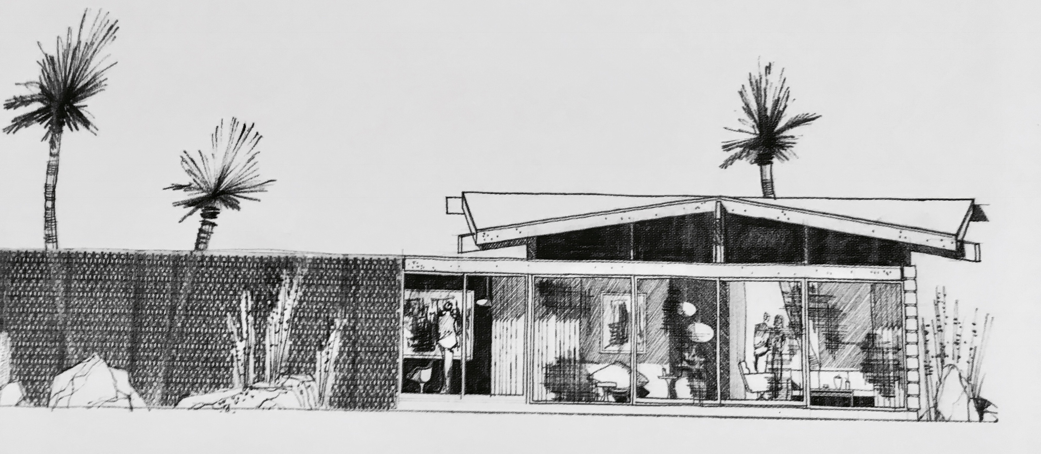 Artists Rendering, Estrella Moderna