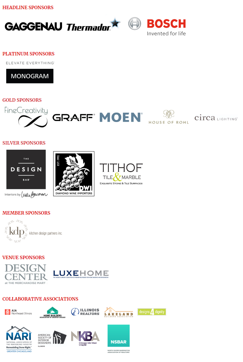 Luxury Conference Sponsors