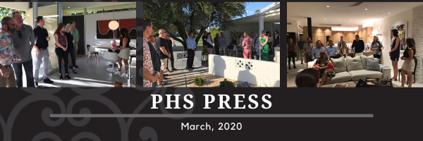 March PHS Press