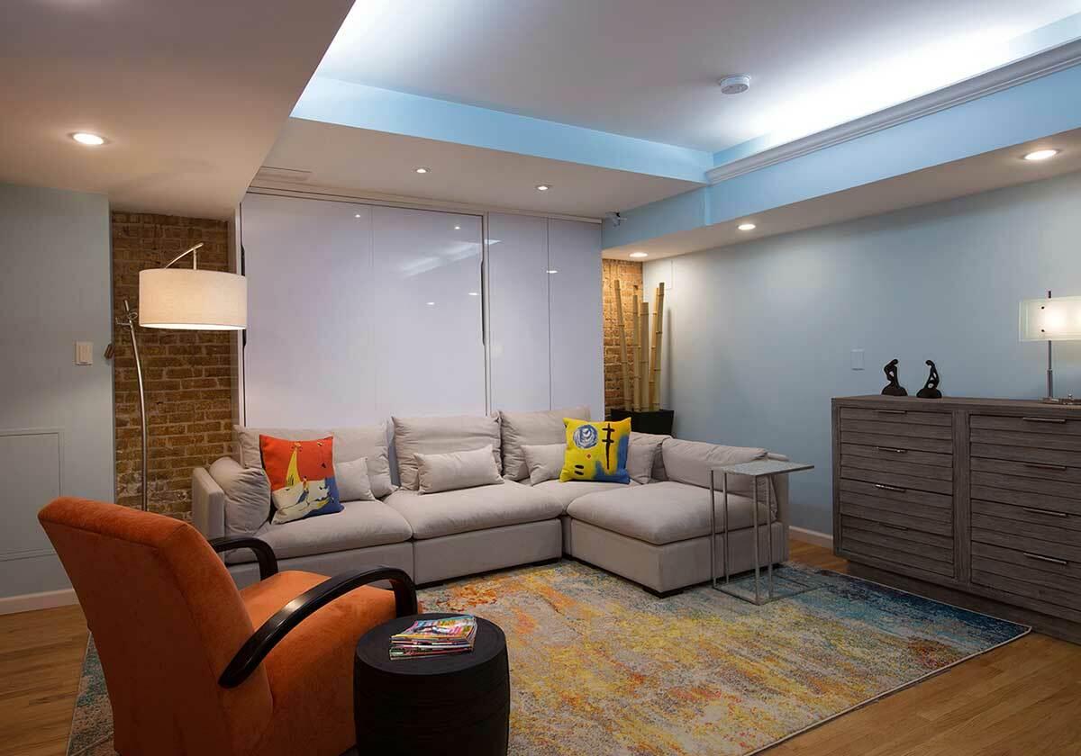 Ned Schechter Living Area