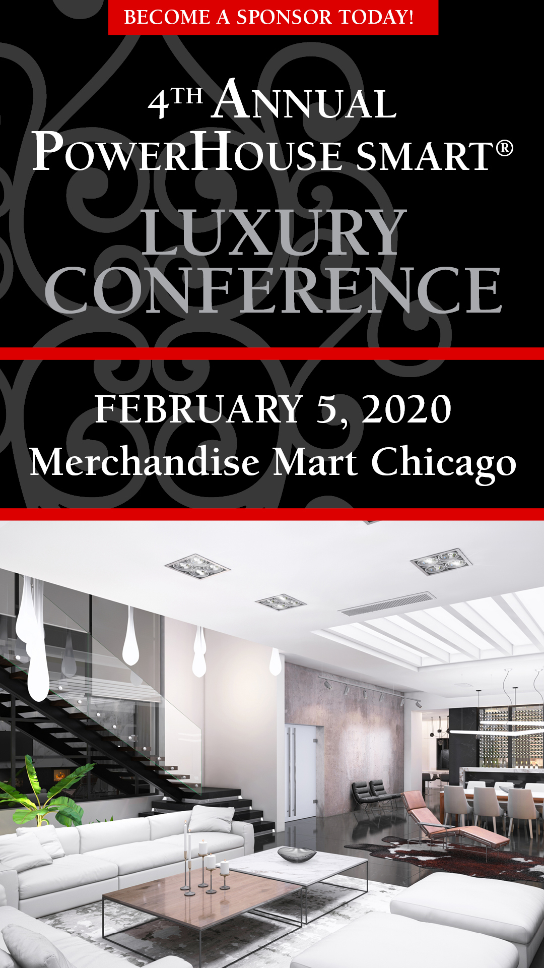 PHS Luxury Conference Sponsorships
